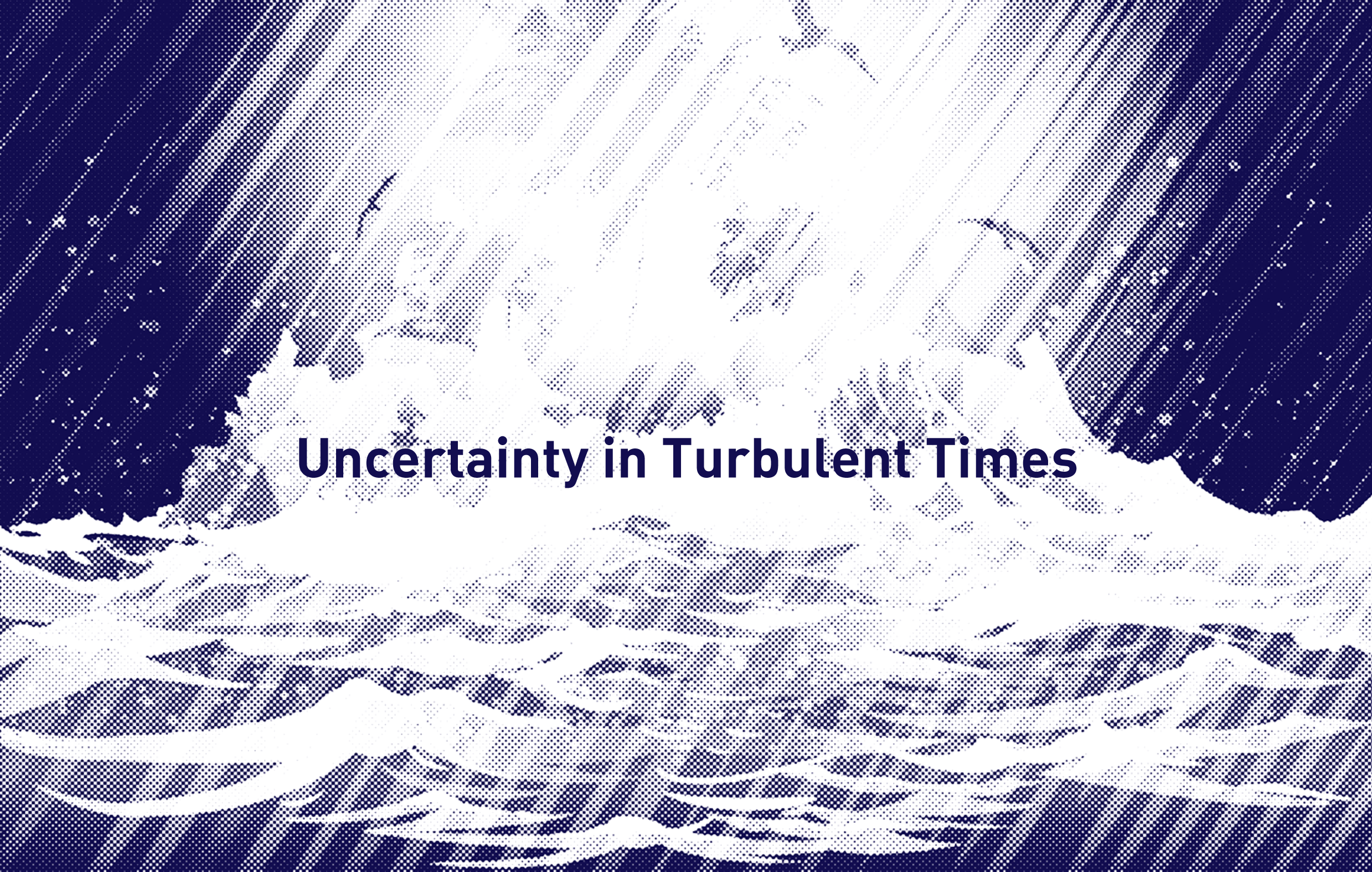 Uncertainty in Turbulent Times